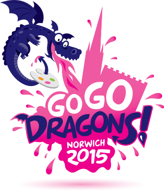 Norwich GoGoDragons 2015